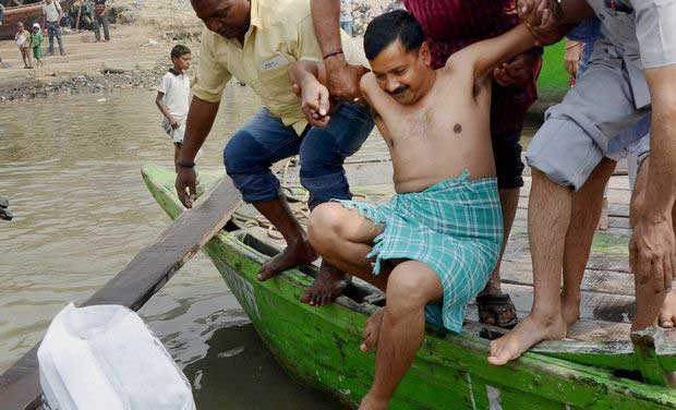 kejriwal-ice-bucket-challenge